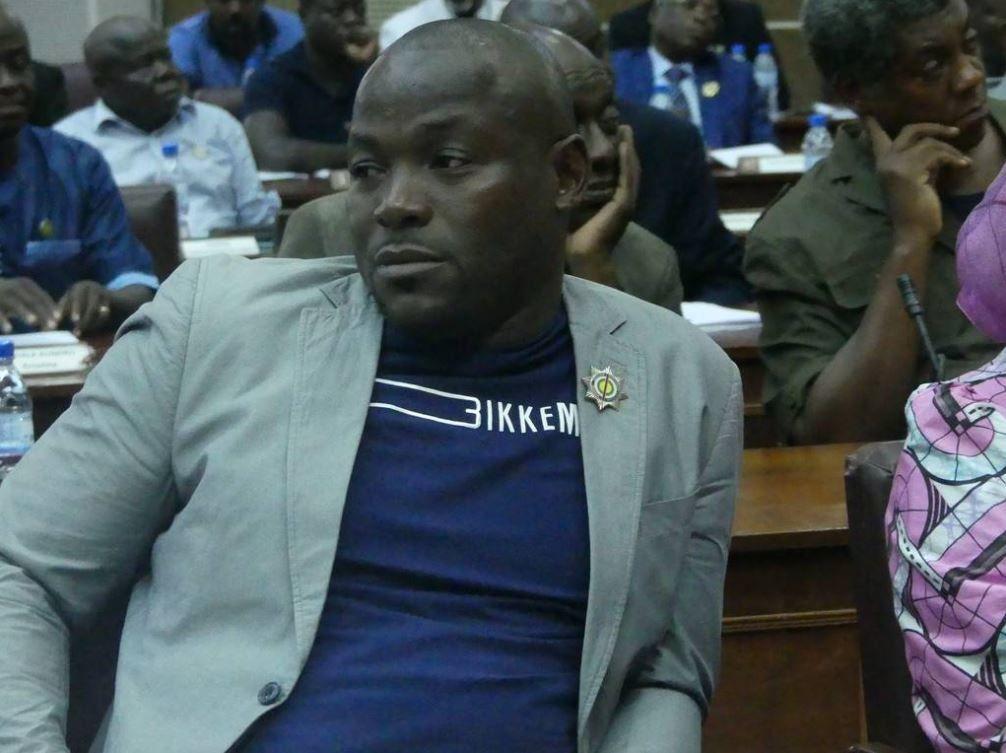 RCA : Controverse autour de la suspension provisoire du député Thierry Georges Vackat