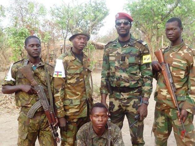 Centrafrique : un groupe armé de la région de l'extrême nord-ouest totalement désarmé