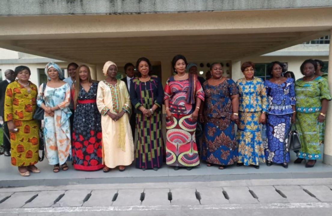 RDC: participation politique des femmes, Catherine Samba Panza en mission de solidarité à Kinshasa