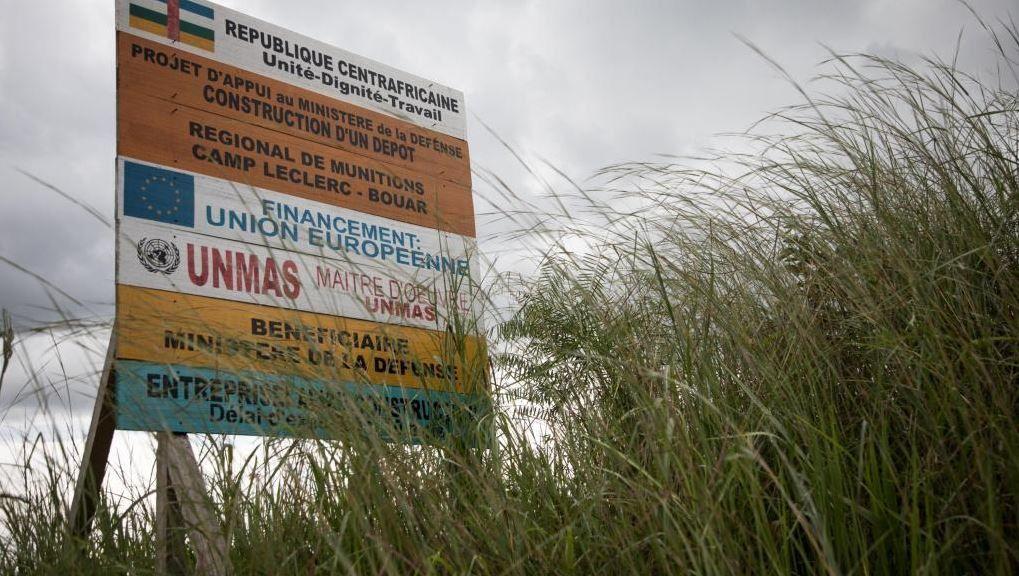 Centrafrique: le président Touadéra en visite à Bouar