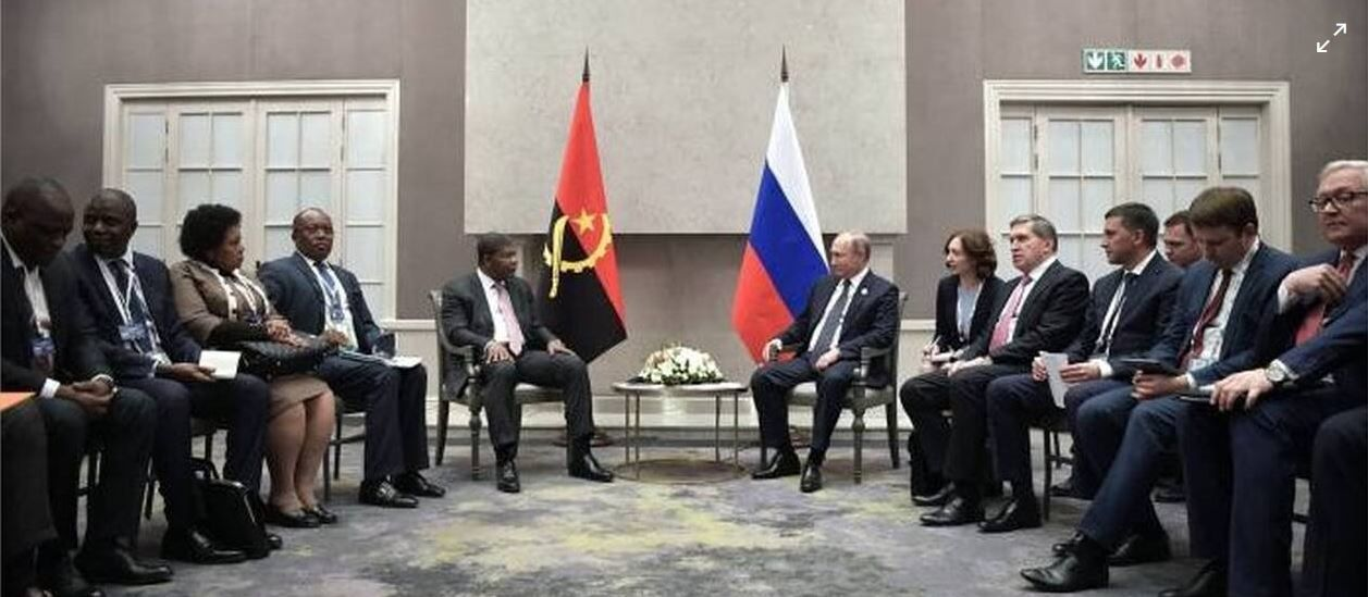 Moscou invite l'Afrique à Sotchi: un grand retour russe sur le continent?