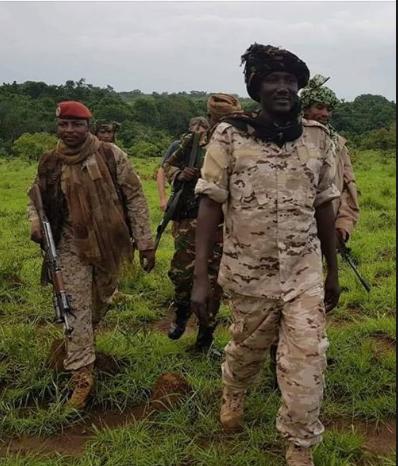 Centrafrique : le gouvernement dénonce la présence des hommes d'un groupe armé dans l'extrême sud-est du pays