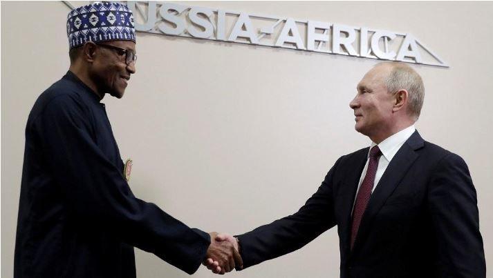Sommet Russie-Afrique : Poutine dévoile les grands axes de la coopération