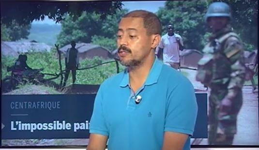 Centrafrique: échos lointains d'unecriseoubliée
