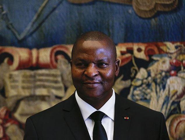 A Washington, le président Touadéra plaide pour l'appui du FMI et de la Banque Mondiale