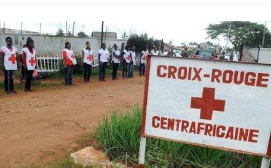 La Croix-Rouge néerlandaise fait un don de kits d'assainissement