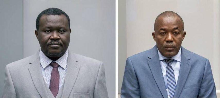 La CPI confirme partiellement les charges contre Ngaissona et Yekatom