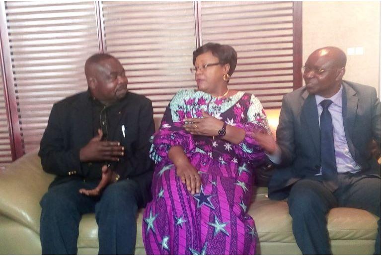 Le Forum économique pour Bangui lancé officiellement à Abidjan