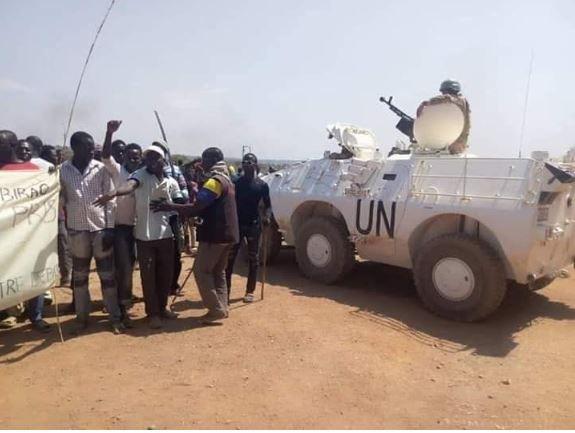 Centrafrique : la Minusca au cœur d'une nouvelle polémique