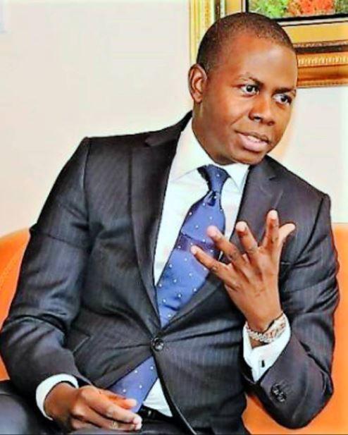 Crépin Mboli-Goumba se lance dans la course présidentielle de décembre 2020