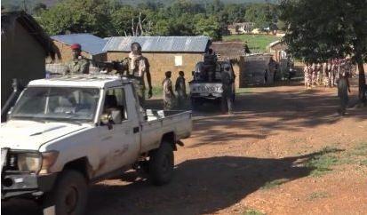 Nouvel affrontement entre groupes armés à Ndele