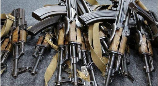 Nord-Ubangi (RDC) : 4 personnes arrêtées pour trafic illégal d'armes