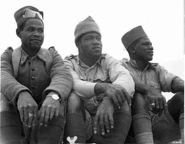 8 mai 1945: L'Oubangui-Chari (RCA) libéra la France