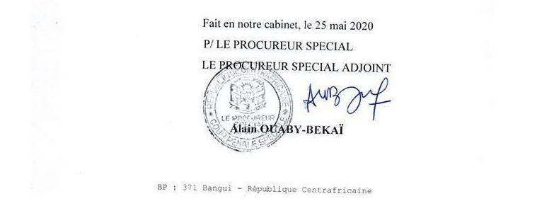 En Centrafrique, la Cour pénale spéciale passe à la vitesse supérieure