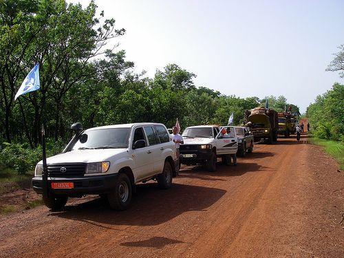 Les conditions de travail des humanitaires toujours très risquées en Centrafrique