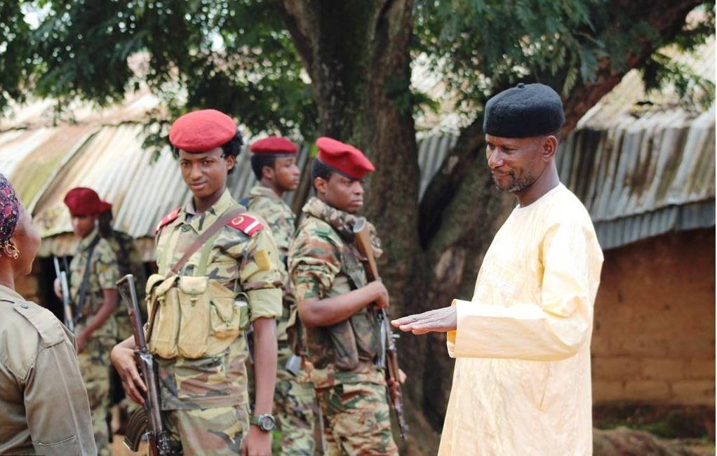 RCA : un groupe armé suspend sa participation à l'accord de paix