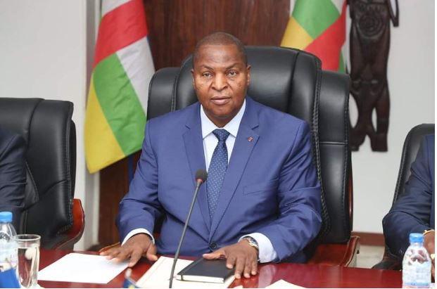 Message de condoléances de SM le Roi au président centrafricain