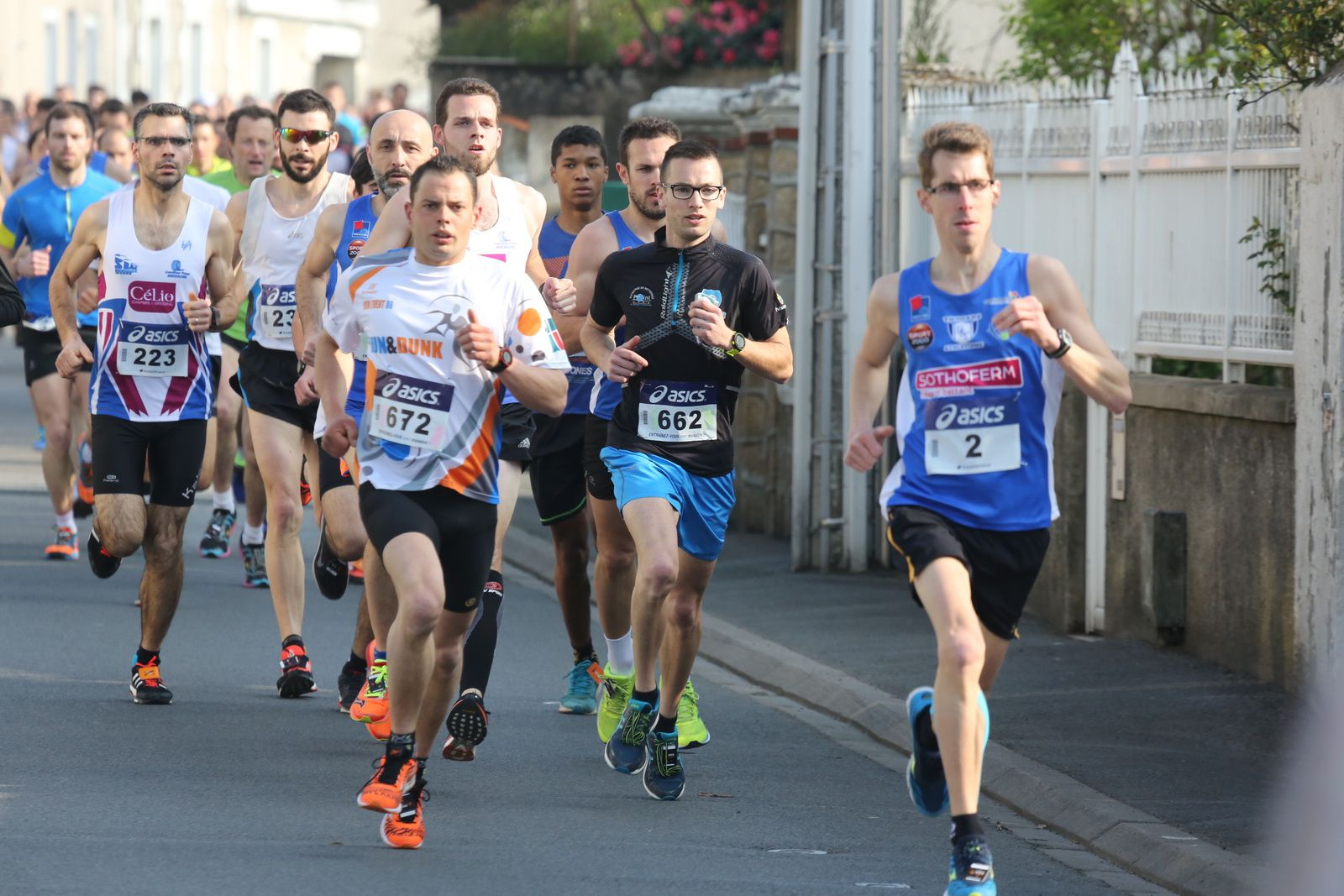 Les photos du 10 km de Thouars