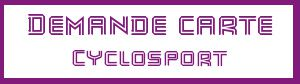 Demande de carte Cyclosport