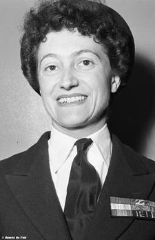 Madame le Générale Valérie André : Paroles de pionnière