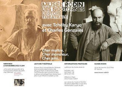 Les Nocturnes du Musée Rodin
