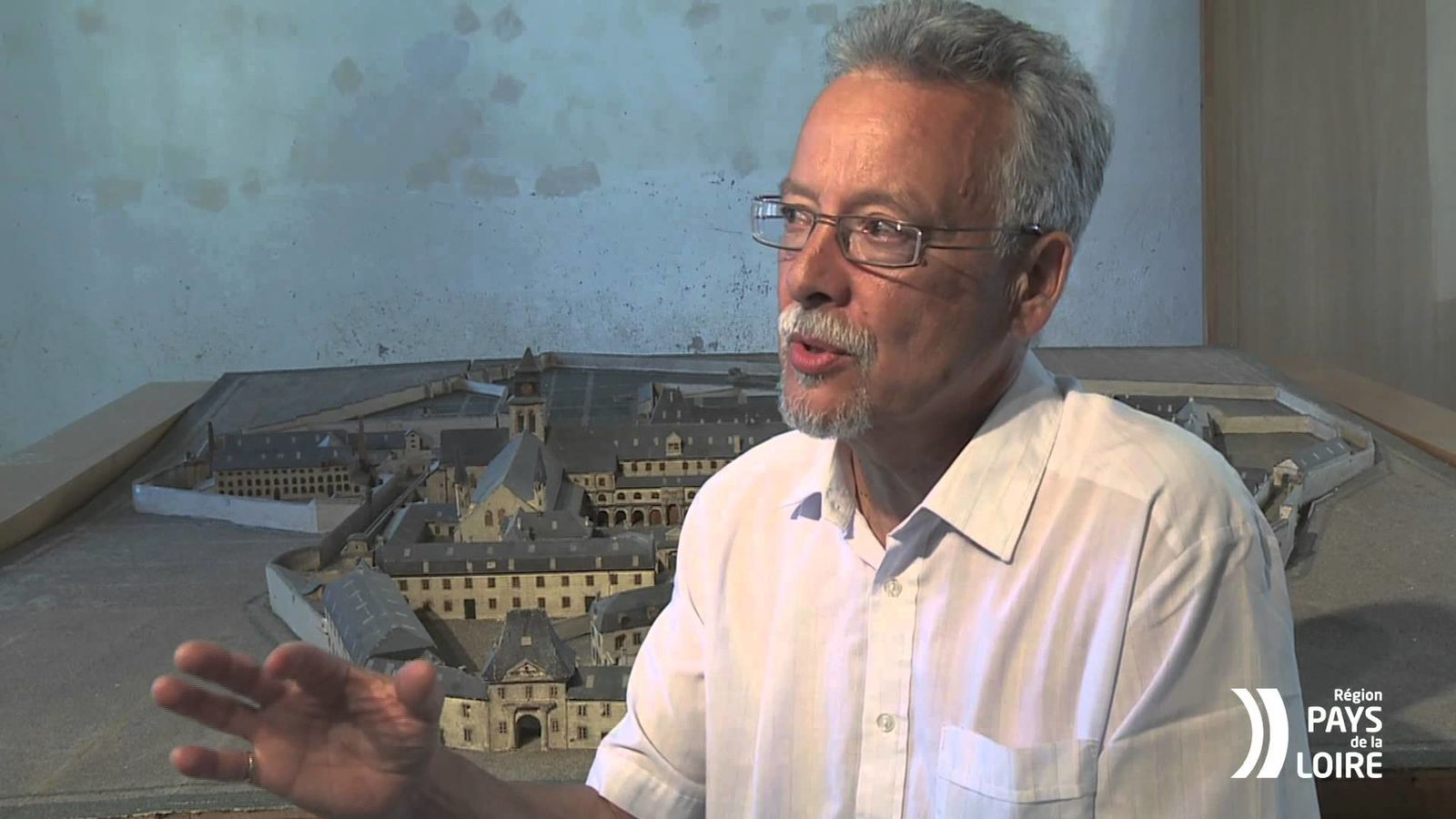 VIDEO Fontevraud : le fonctionnement de la Maison centrale. Patrimoine des Pays de la Loire