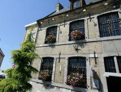 Les anciens cachots de la prison de la ville de Bourbourg