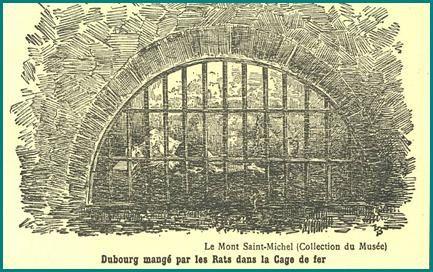 Les prisons du  Mont Saint Michel - Les cahiers du Petit Manchot