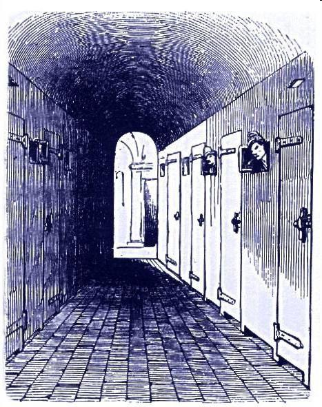 Corridor des cellules