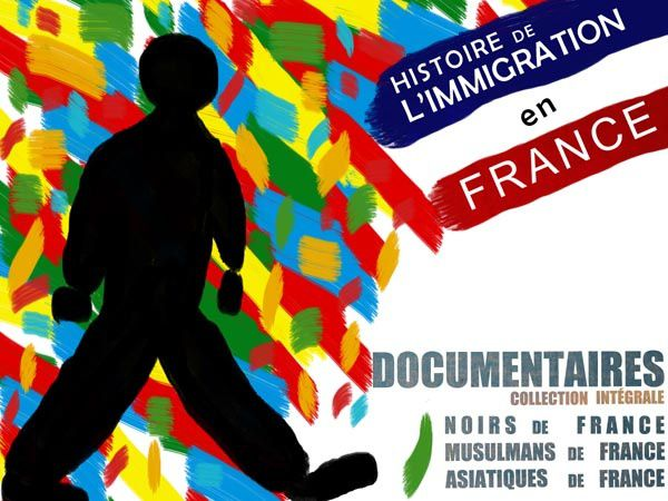 L'immigration en France : l'intégrale de la collection documentaire (INA)‏