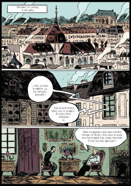 Auteur : Locatelli Kournwsky | Le Roy  Date de saisie : 19/03/2014  Genre : Bandes dessinées  Editeur : Casterman, Bruxelles, Belgique