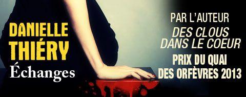 """""""Echanges""""  de Danielle Thiéry"""