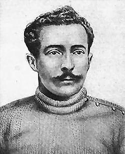 René Édouard Pottier (5 juin 1879 à Moret-sur-Loing - 25 janvier 1907 à Levallois-Perret) est un cycliste français. Il a remporté le Tour de France 1906