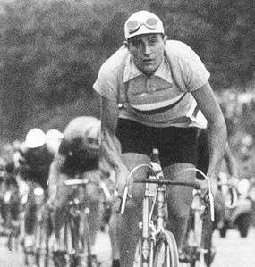Georges Speicher was born on June 8, 1907. He died on January 27, 1978.  The French rider was the first rider to win the Tour de France / World Championship double in one year.  He also won the Paris-Roubaix Classic.  Speicher won the 1933 Tour de France in front of Italians Learco Guerra and Giuseppe Martano.  Speicher won the 1933 World Championship Road Race in front of Antonin Magnin of France and Marin Valentin of Holland.  Speicher was also 5th in the 1937 World Championship Road Race behind Eloi Meulenberg of Belgium, Emil Kijewski of Germany, Paul Egli of Switzerland, and Jean Majerus of Luxembourg.