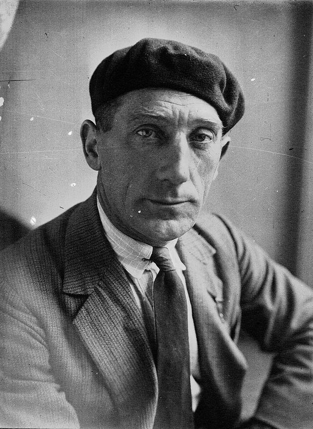 Victor Fontan lors du Tour de France 1929