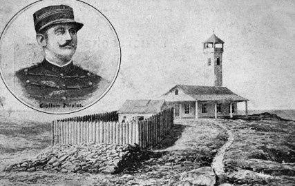 Dreyfus : cinq ans à l'île du Diable