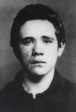 Jean Genet, colon à Mettray, de 16 à 19 an