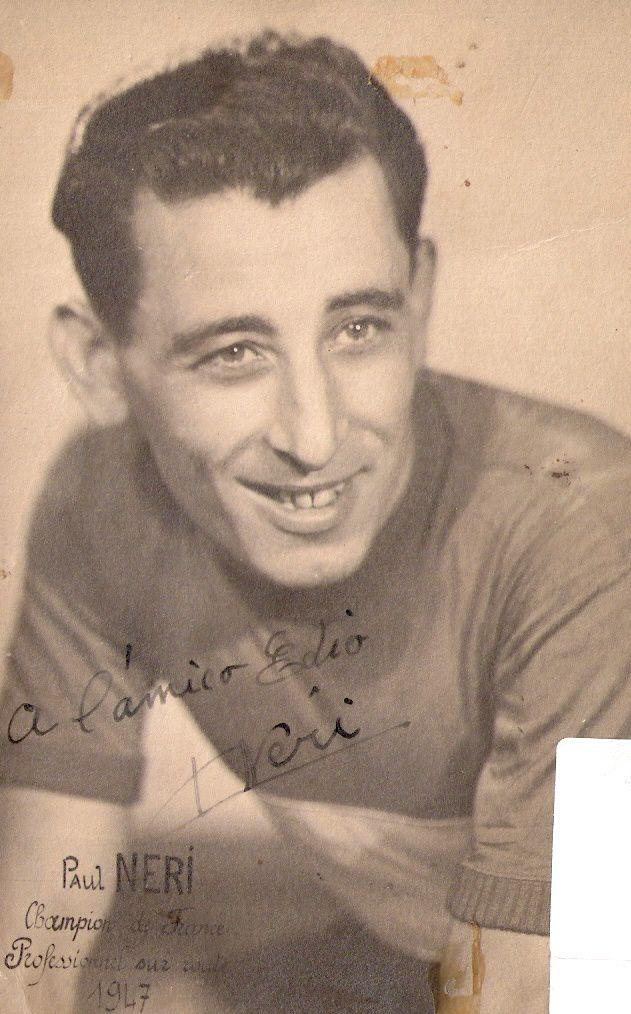 Portrait de l'inimitable Paul Néri, qui servait le pastis, vendait des Gauloises, aimait sa femme et son chien…