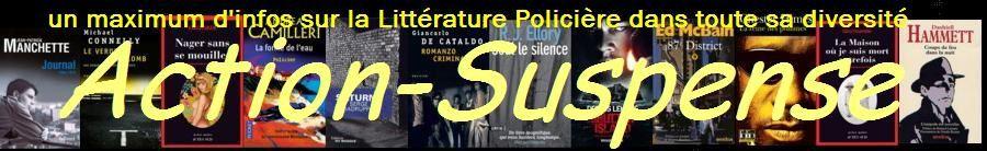 Le blog de Claude Le Nocher : des infos sur la Littérature Policière dans toute sa diversité
