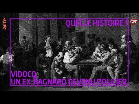 Vidocq (1775-1857) – Une vie épique (Xavier Mauduit)