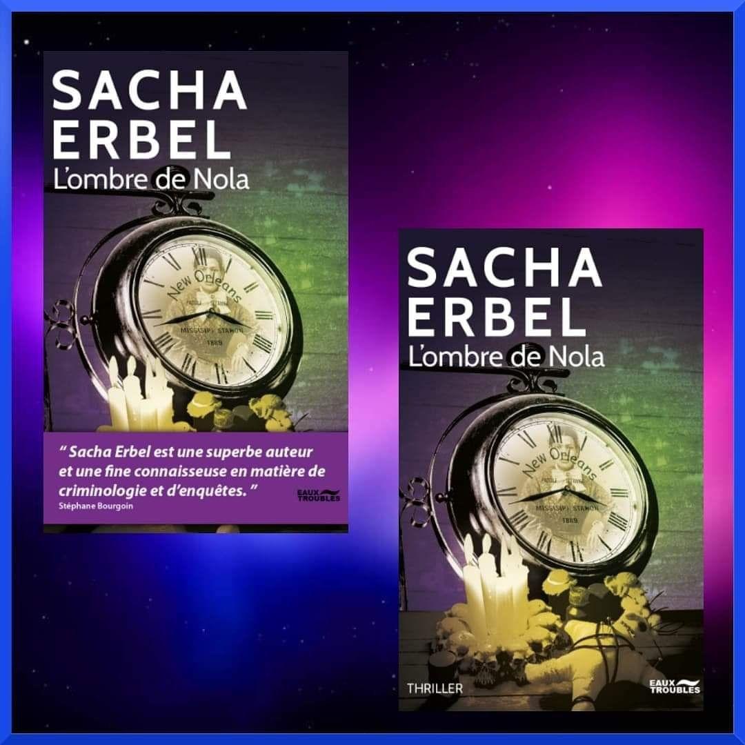 « L'ombre de Nola » de Sacha Erbel