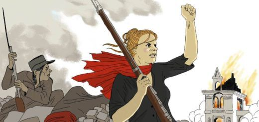 """DANS LE CADRE DU FESTIVAL """"AUTOUR D'ELLE"""" : """"NATHALIE LEMEL : L'autre héroïne de la Commune (1871)"""" EXPOSITION DU 15 FÉVRIER AU 14 MARS"""