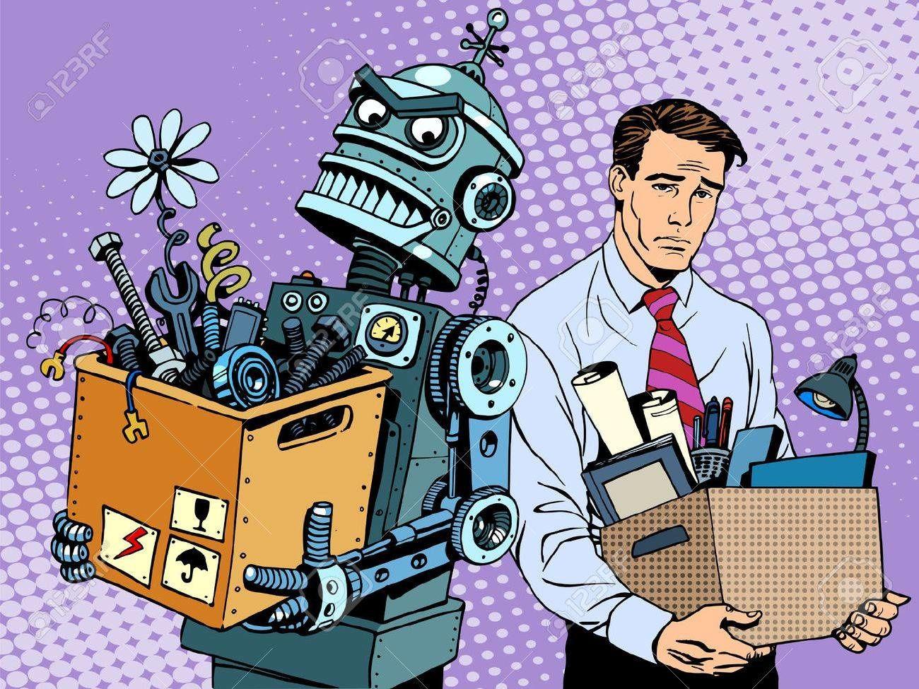Votre emploi est-il menacé par les robots?