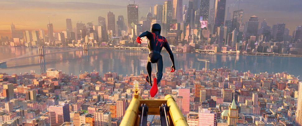 """""""Into the Spider-Verse"""", bientôt sur nos écrans"""