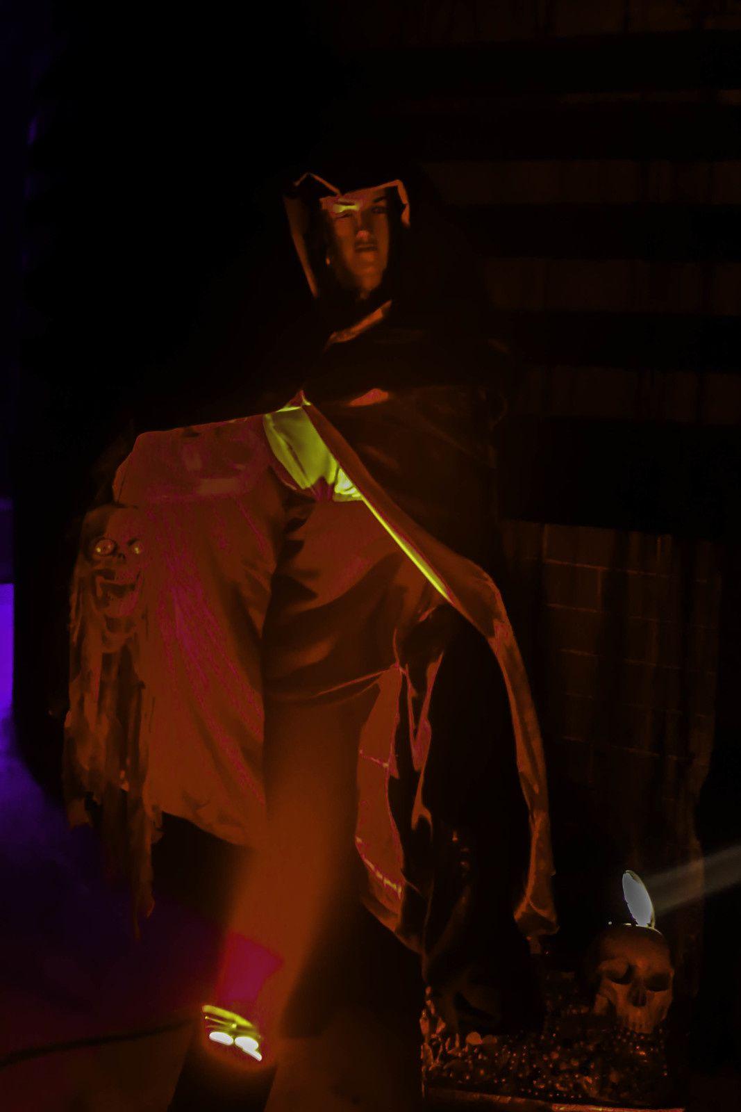 Caves Byrrh pour Halloween 2019