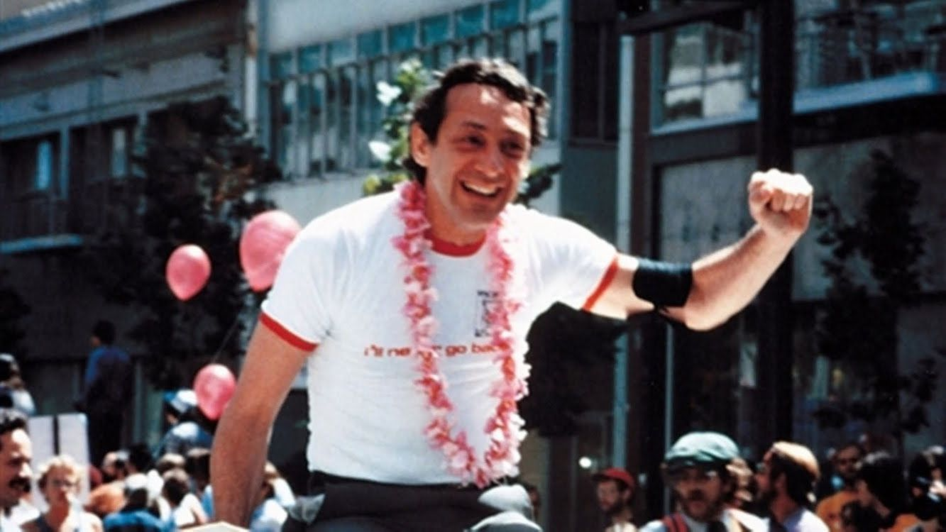 The time of harvey milk 1984 avec 1 nomination et 1 oscar