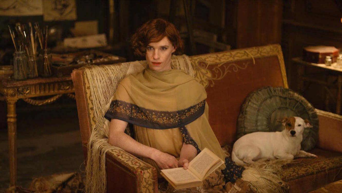 The Danish girl 2015 avec 4 nominations et 1 oscars
