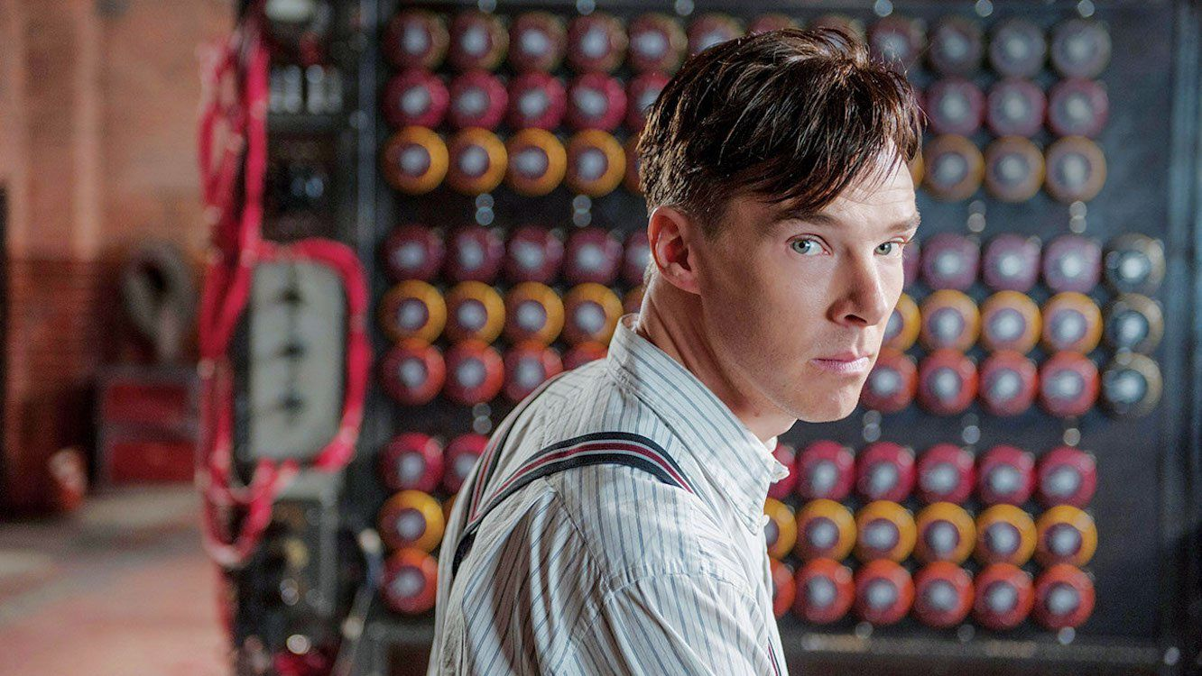 The Imitation game 2014 avec 8 nominations et 1 oscars