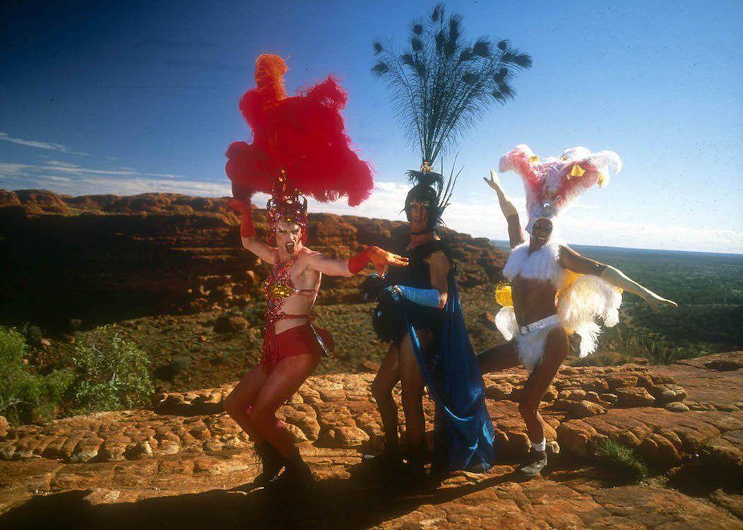 Priscilla folle du désert 1994 avec 1 nomination et 1 oscar