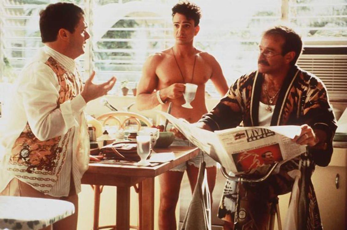 The birdcage 1996 avec 1 nomination